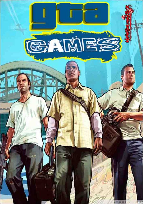 GTA Games Free Download Grand Theft Auto PC Games