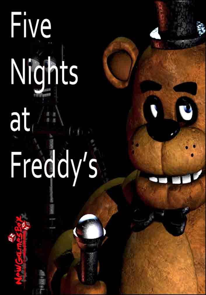 Five Nights At Freddys Free Download Full Pc Game Setup