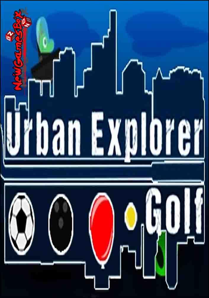 Urban Explorer Golf Free Download