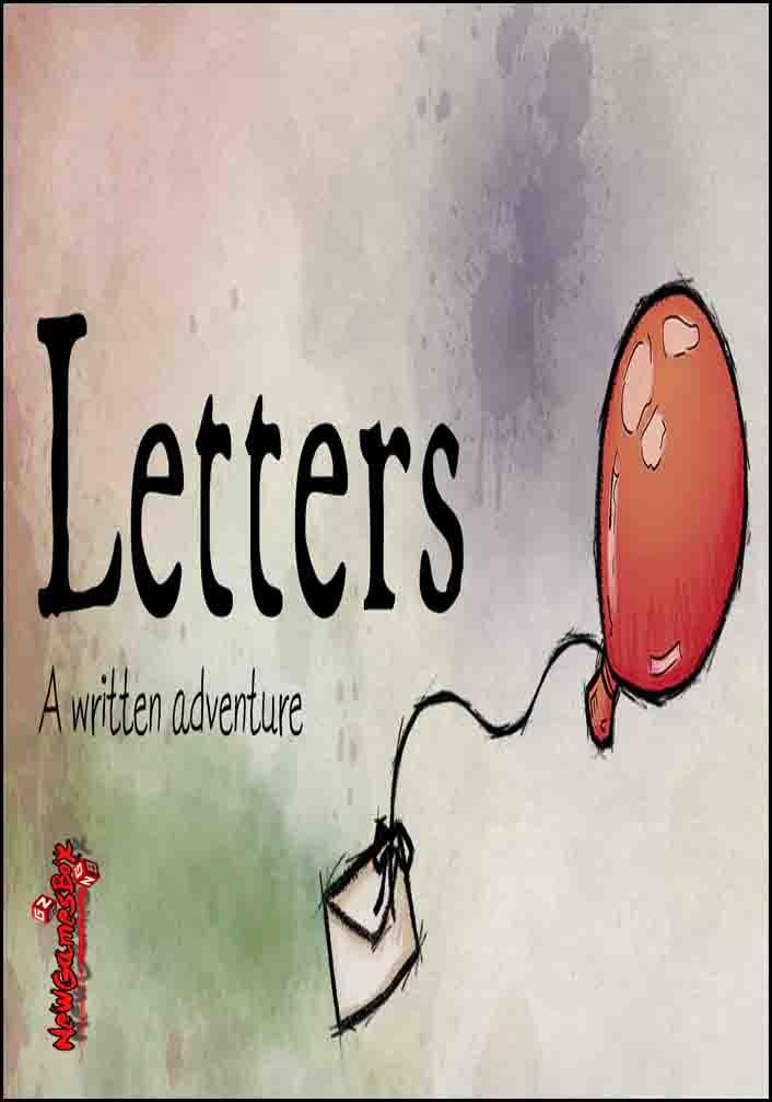 Letters A Written Adventure Free Download
