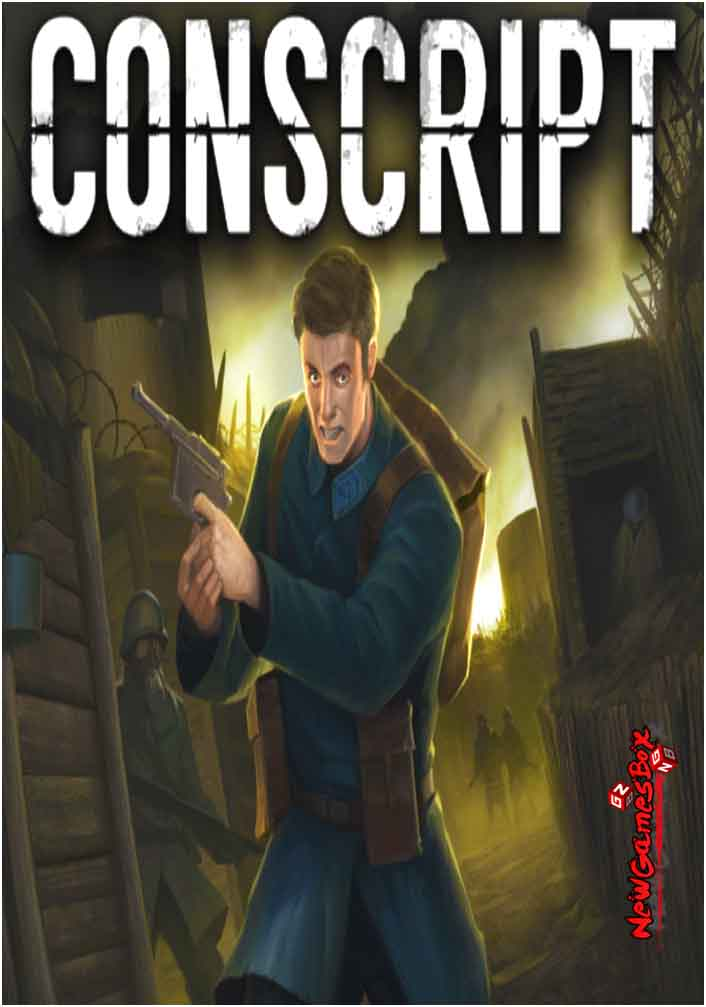 CONSCRIPT Free Download Full Version PC Game Setup