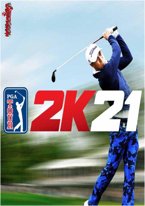PGA Tour 2K21 Free Download Full Version PC Game Setup