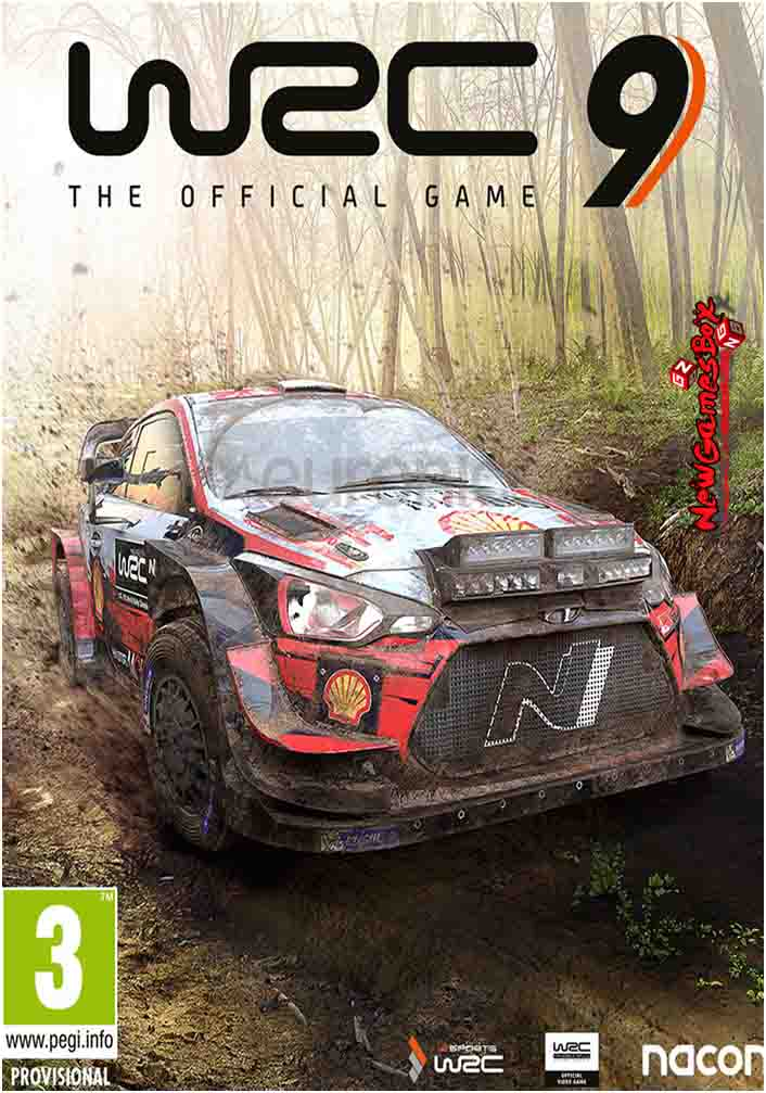 WRC 9 Free Download Full Version PC Game Setup