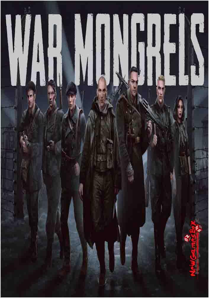 War Mongrels Free Download Full Version PC Game Setup