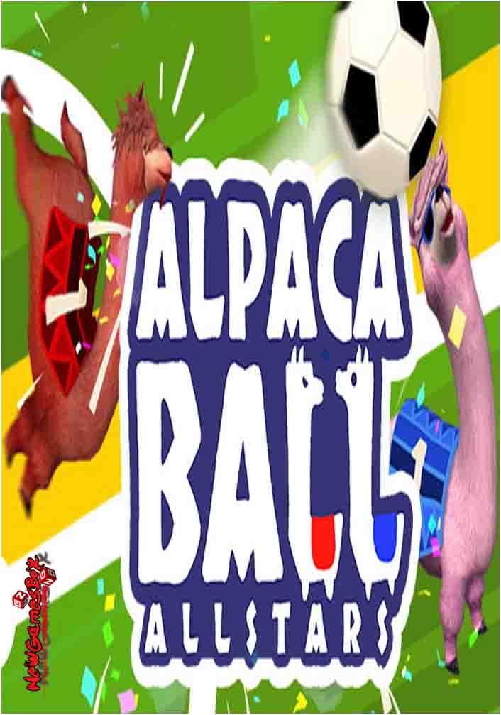 Alpaca Ball Allstars Free Download Full PC Game Setup