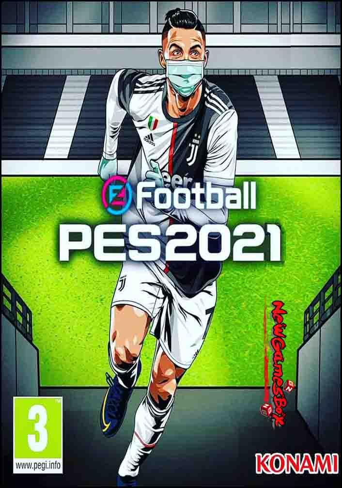 PES 2021 Free Download Full Version PC Game Setup