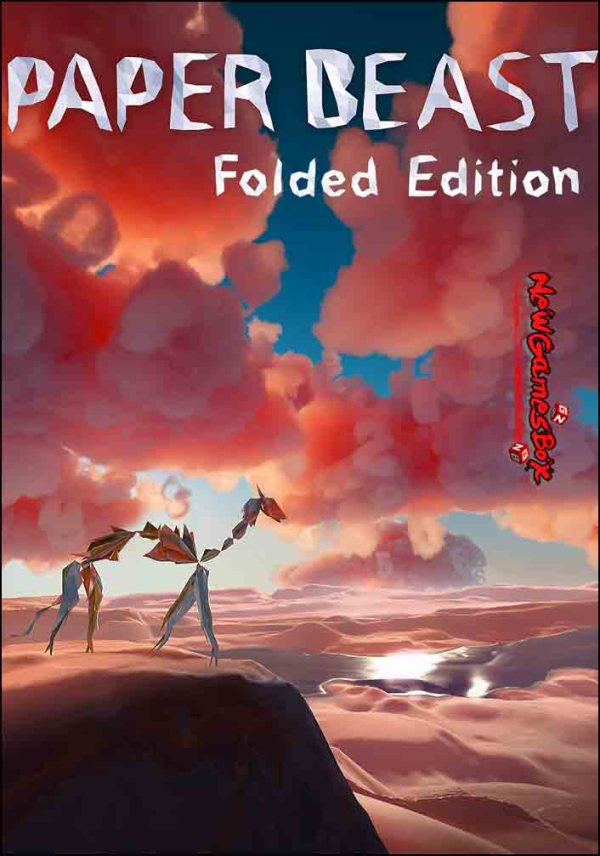 Paper Beast Folded Edition Free Download PC Game Setup