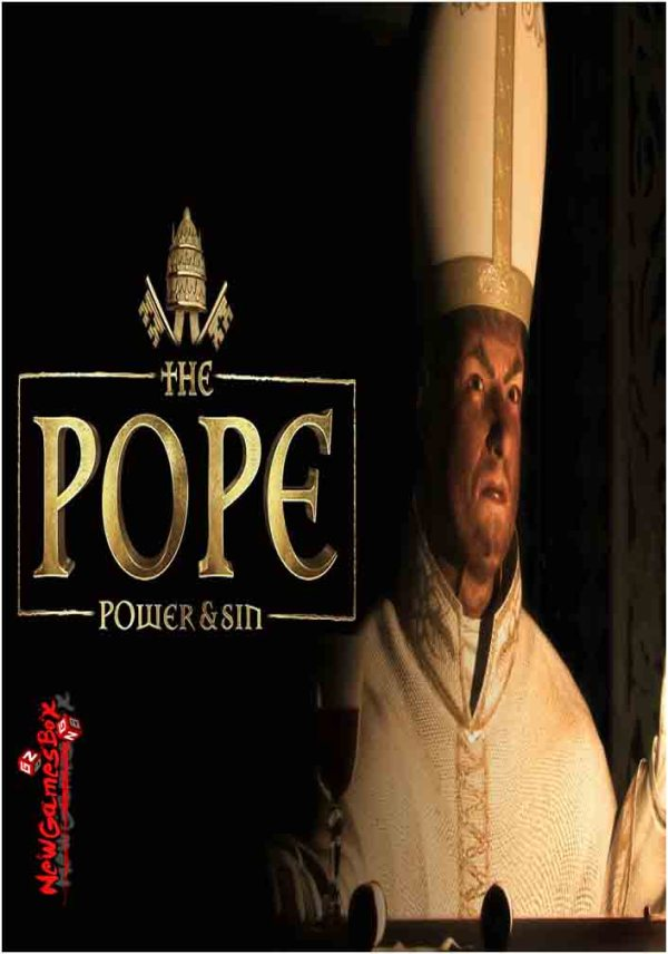 The Pope Power And Sin Free Download PC Game Setup