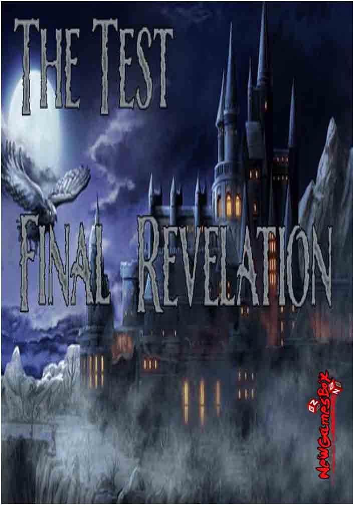 The Test Final Revelation Free Download PC Game Setup