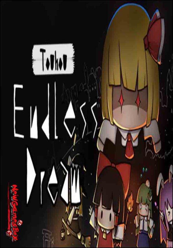 Touhou Endless Dream Free Download PC Game Setup