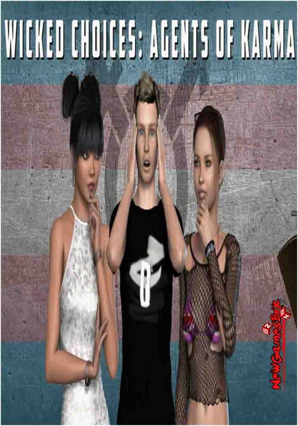 Wicked Choices Agents Of Karma Free Download PC Setup