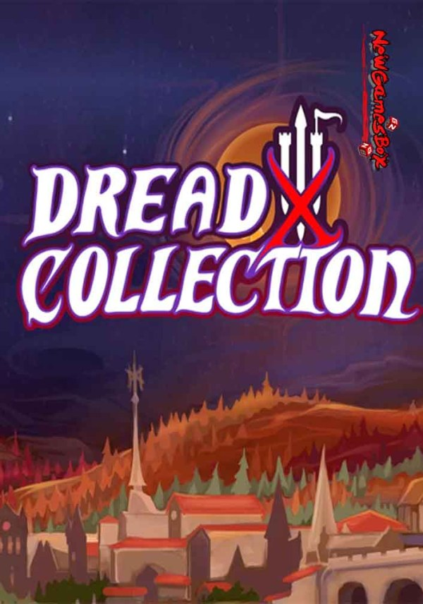 Dread X Collection 3 Free Download PC Game Setup