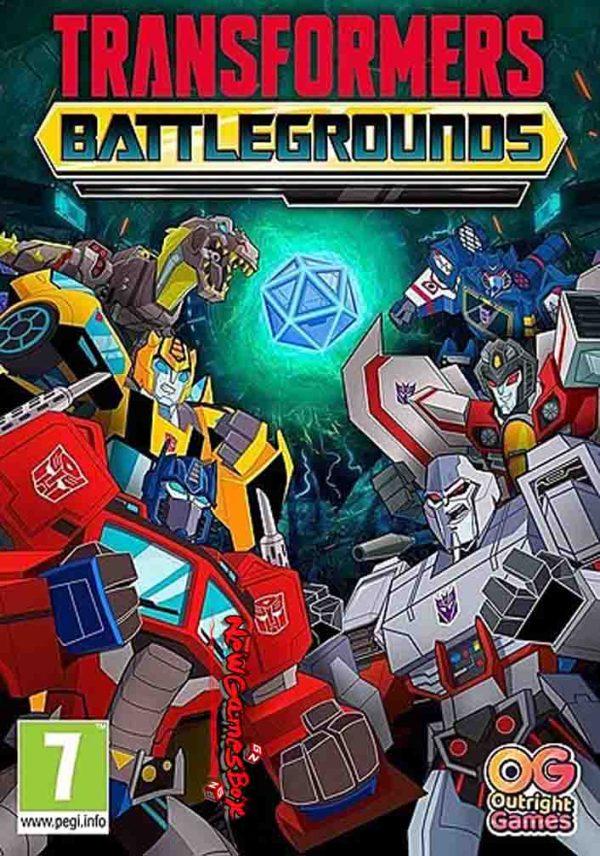 Transformers Battlegrounds Free Download PC Setup