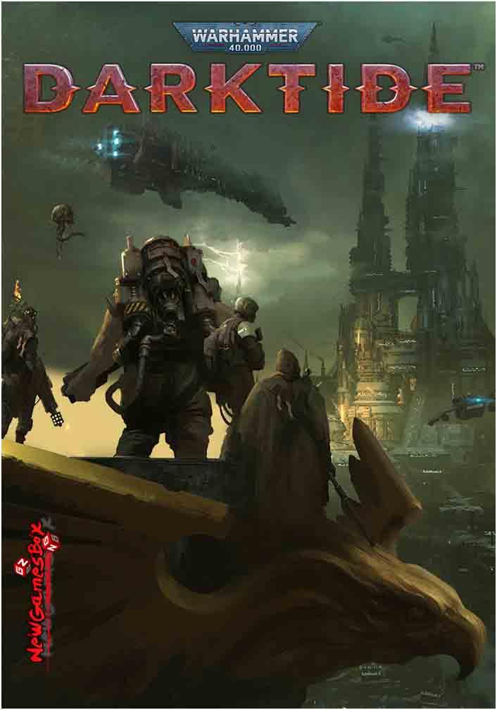 Warhammer 40000 Darktide Free Download PC Game Setup