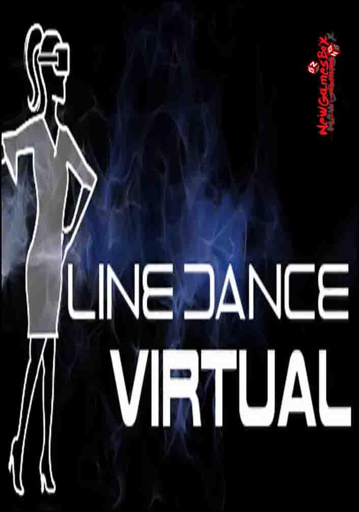 Line Dance Virtual Free Download PC Game Setup