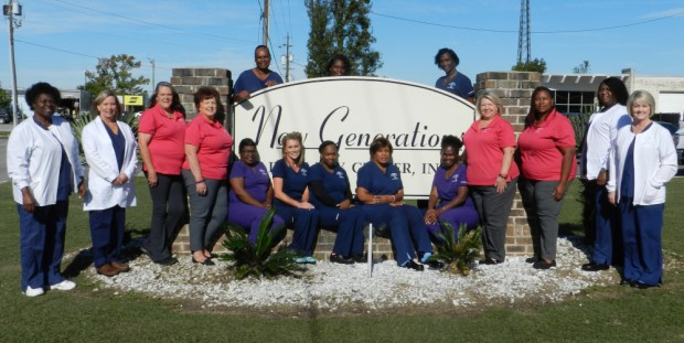 New Generations - Florence, SC - Staff