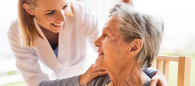 Our Services - Elderly Care Program