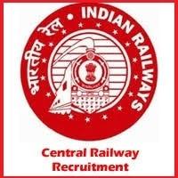 Central Railway Recruitment 2018