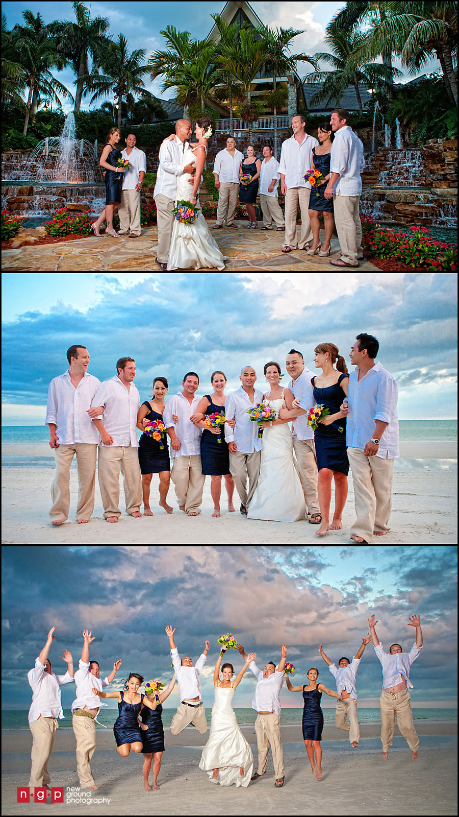 Beach Wedding Orlando
