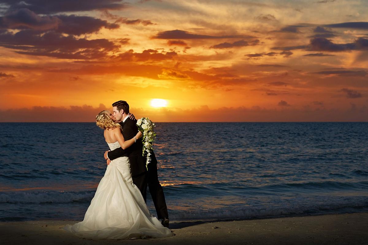 Marco Island Wedding Karin Joe Private Residence