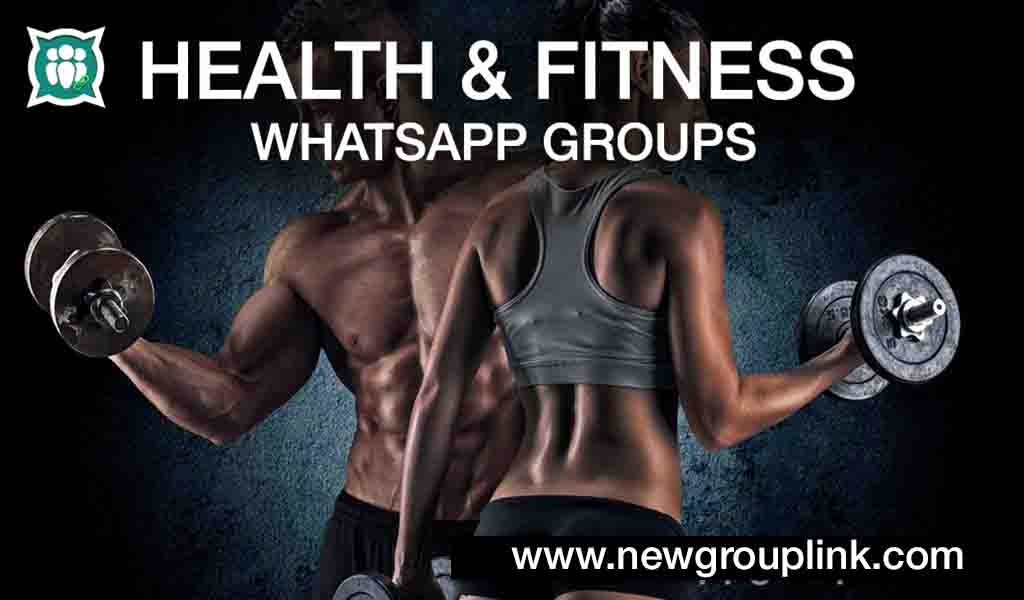 Health and Fitness WhatsApp Groups