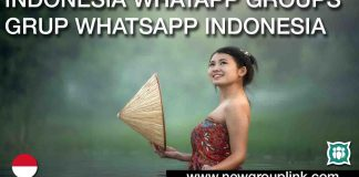 Indonesia WhatsApp Group