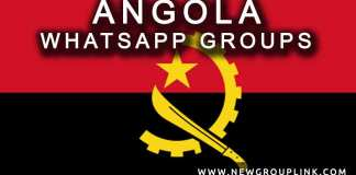 Angola WhatsApp Group Links