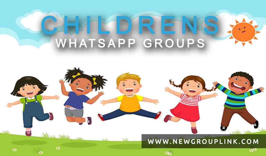 Childrens WhatsApp Groups