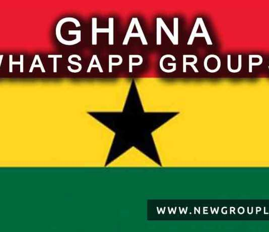 Ghana WhatsApp Group Links