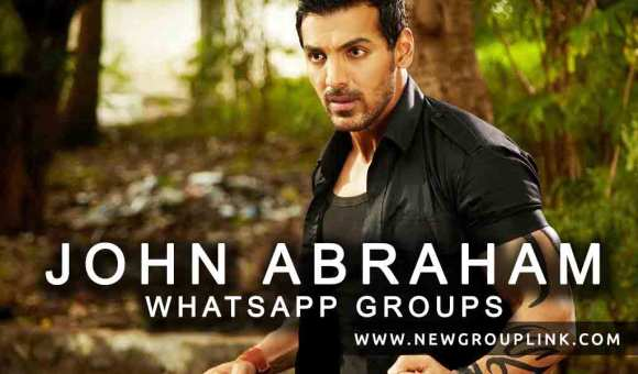John Abraham WhatsApp Group Links to join