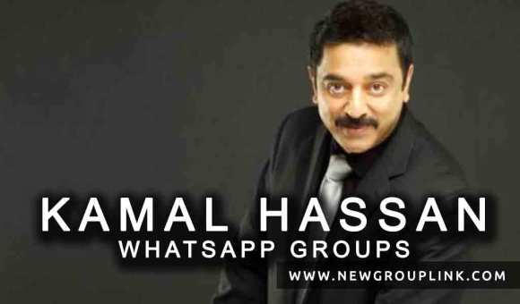 Kamal Hassan WhatsApp Group Links to join