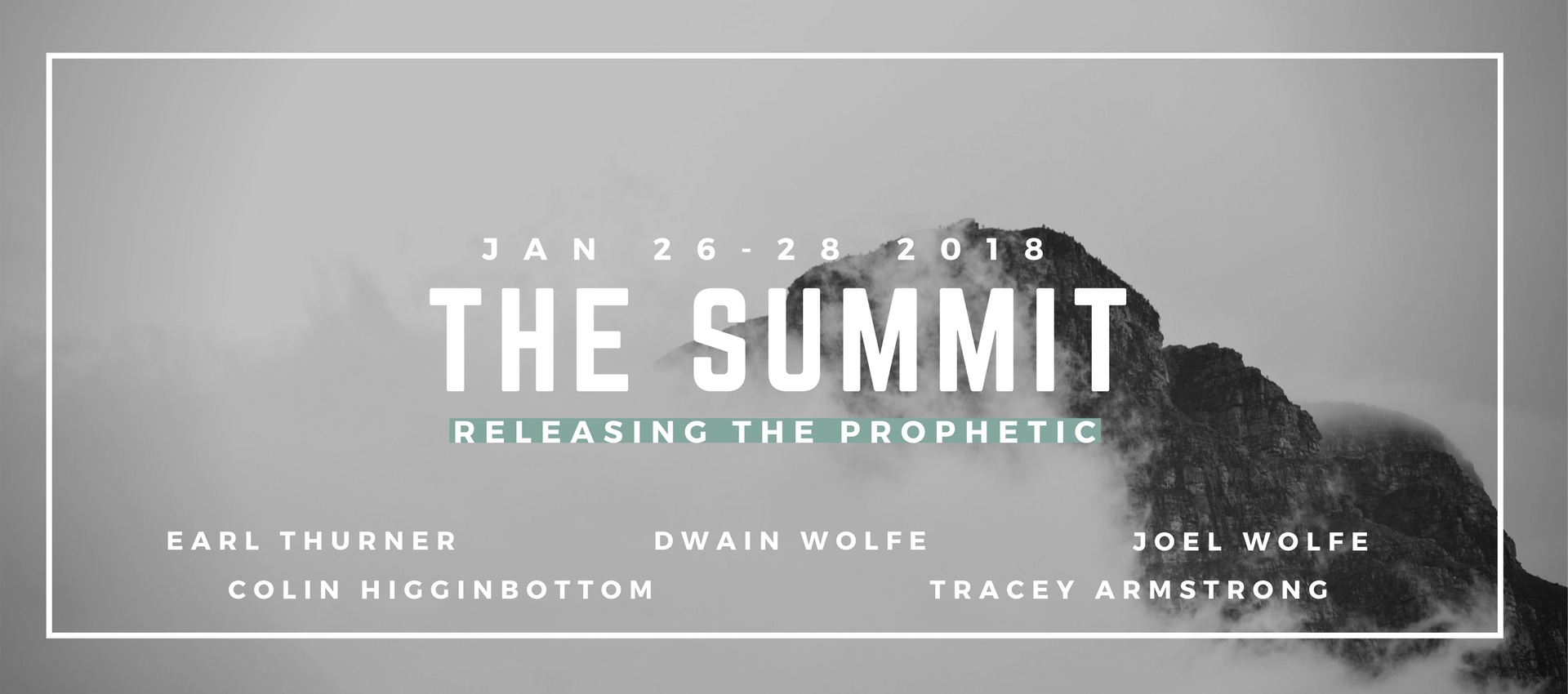 The Summit - Releasing the Prophetic