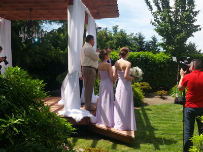 Gazebo Outdoor Wedding