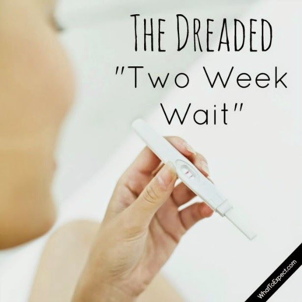 Image result for 2 week wait