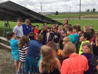 3rd Grade Solar Visit 3