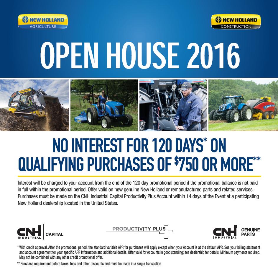 Open House Productivity Plus 2016