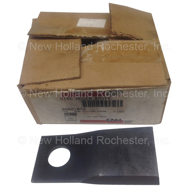 New Holland Knives / Blades Part # 86621872