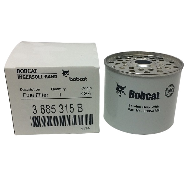 bobcat fuel filter part 3885315 new holland rochesterbobcat fuel filter