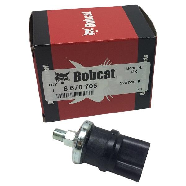 Bobcat Hydraulic Oil Pressure Switch Part # 6665372