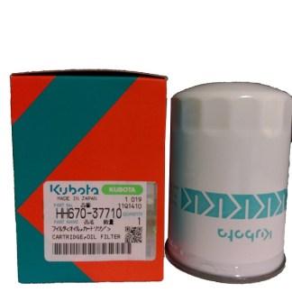 Kubota oil filter HH670-37710