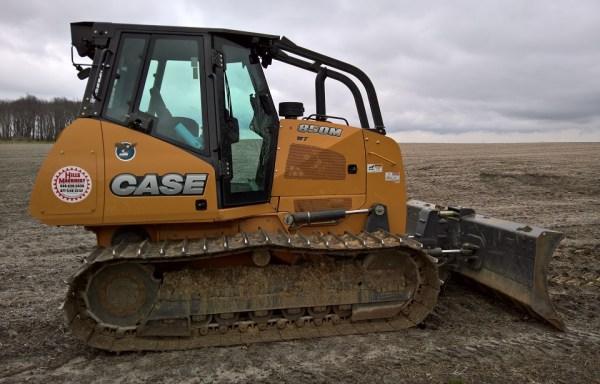 Case 850M WT LGP