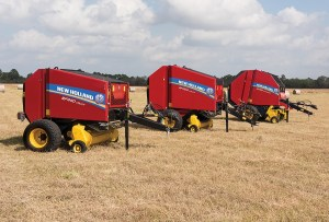 New Holland RF450 SuperFeed Demo