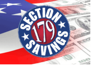 Section 179 Equipment Deductions for Taxes