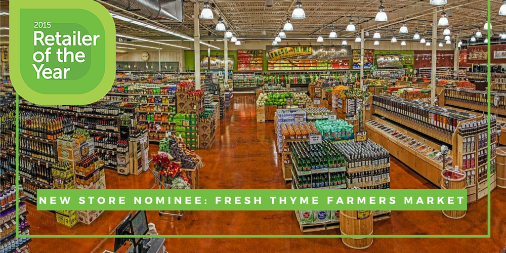 Who Fresh Thyme Owned