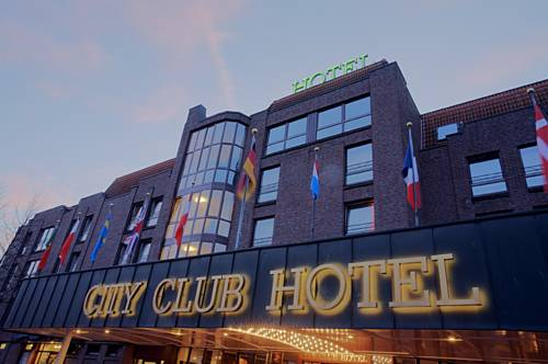 City Club Hotel Coupons