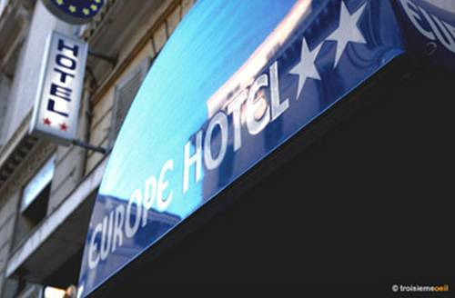Europe Hotel Vieux Port Coupons