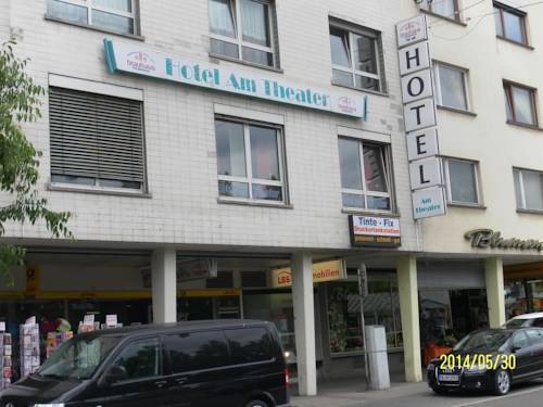 Hotel am Theater Coupons