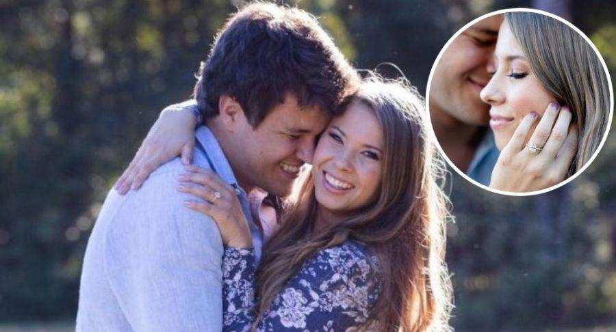 CONFIRMED: Bindi Irwin's joyful news - 'A pregnant bride ...