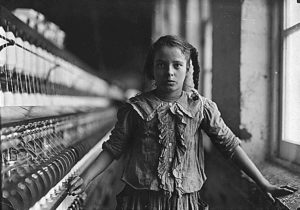 Child Labor was Common During the Industrial Revolution