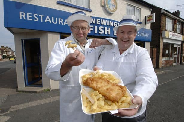 Top 20 Fish and Chips Shops in the UK